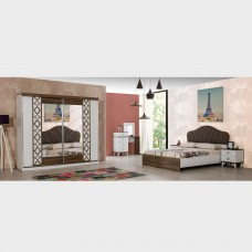 Set dormitor Alpino Biga 5 corpuri