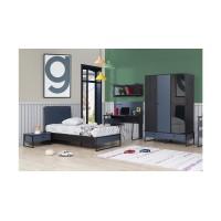 Dormitor tineret Alpino BlackLine