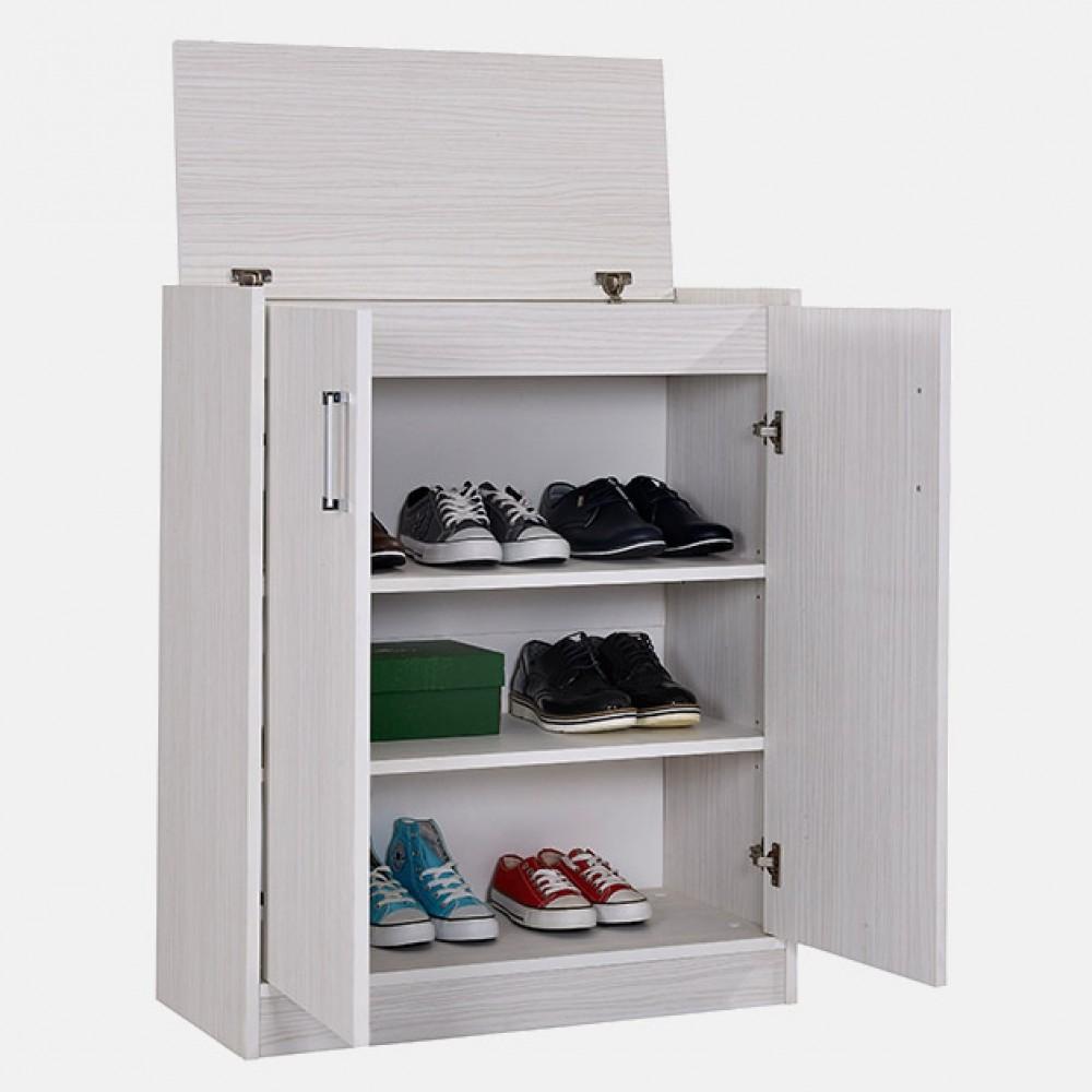 Pantofar Alpino Kapteyn 90x36x96.6cm capacitate 12 perechi