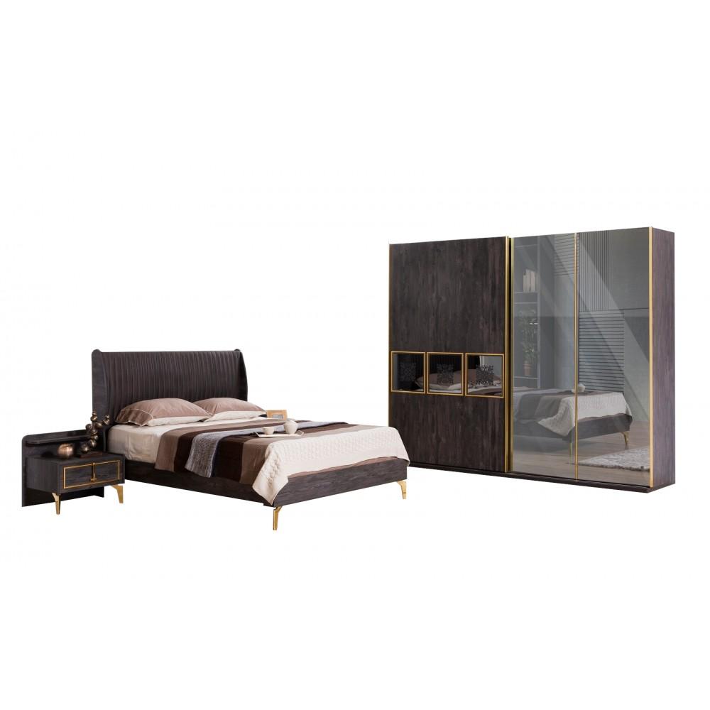 Set dormitor Lima Alpino 5 piese