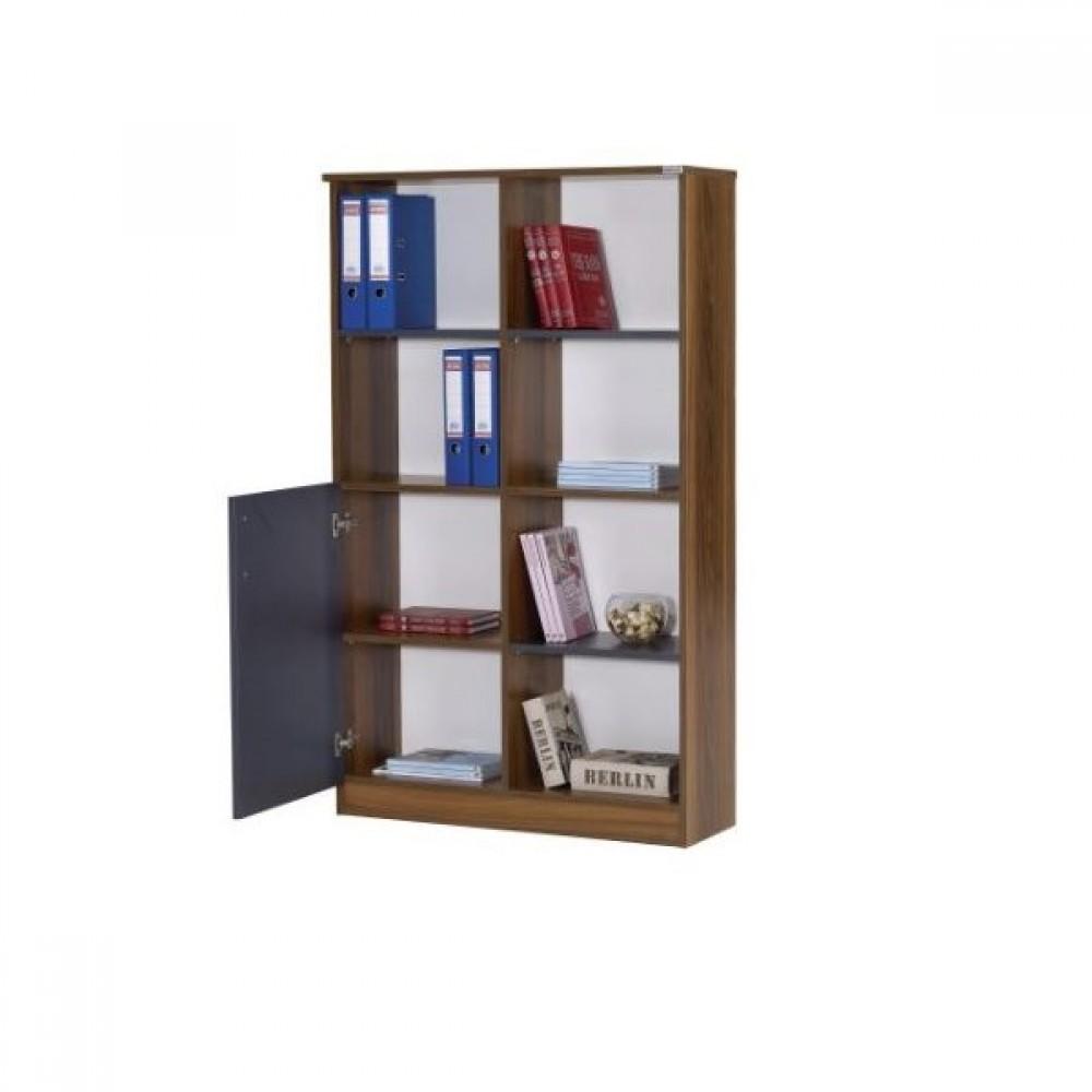 Biblioteca Nikol Alpino, 1500 mm x 942 mm x 310 mm, Maro