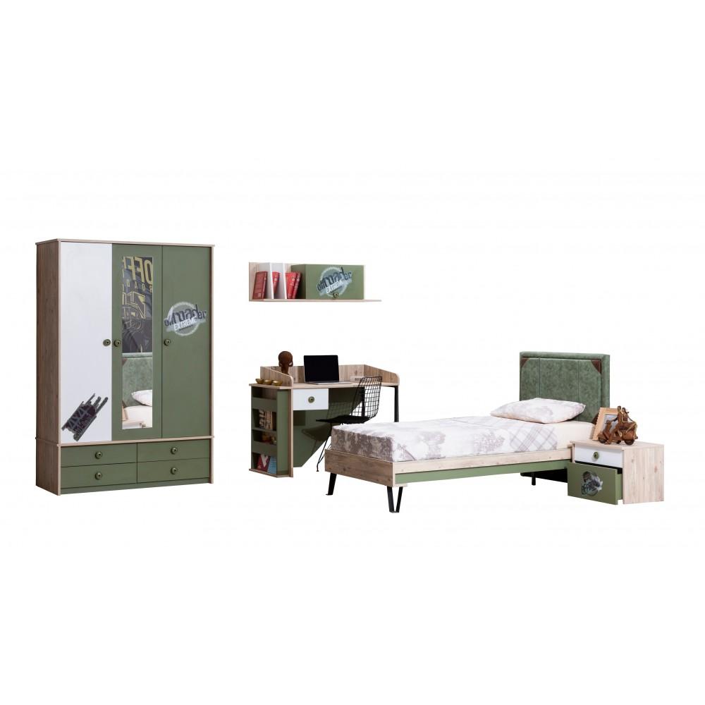 Dormitor tineret Alpino Off Road