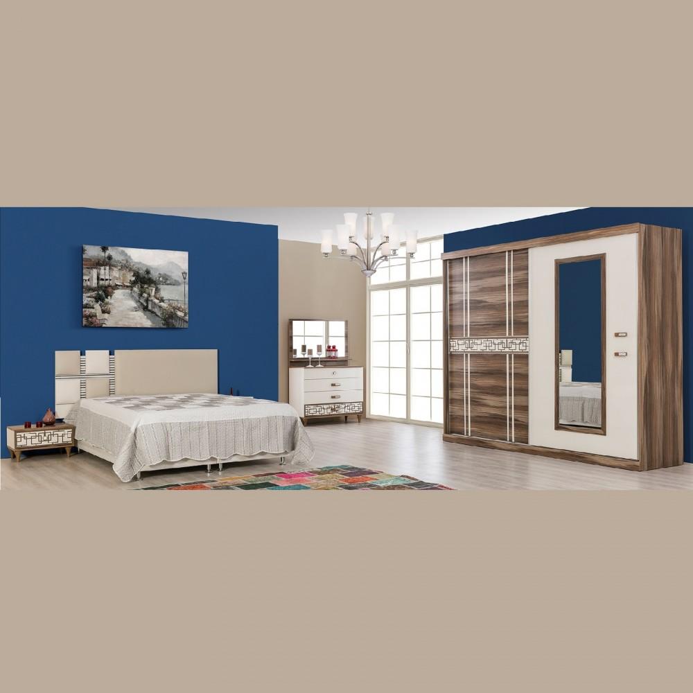 Set dormitor Alpino Selvi 5 corpuri