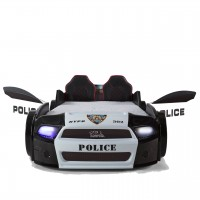 Pat copii Masina de politie Mustang