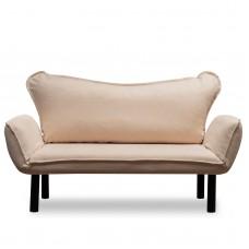 Canapea Chatto Bej cu 2 locuri
