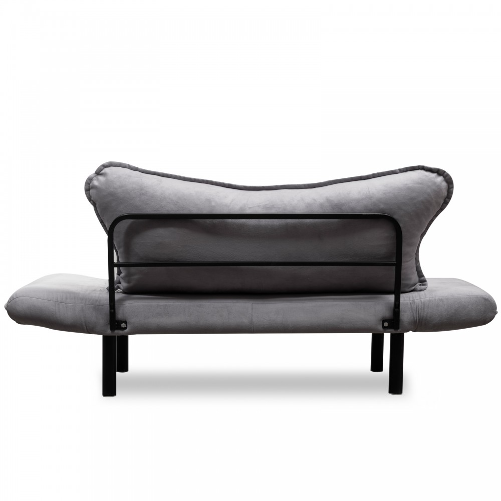 Canapea Chatto Gri cu 2 locuri