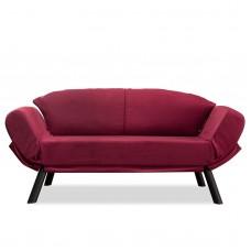 Canapea Genzo Bordo cu 2 locuri