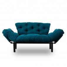 Canapea Nitta Verde cu 2 locuri