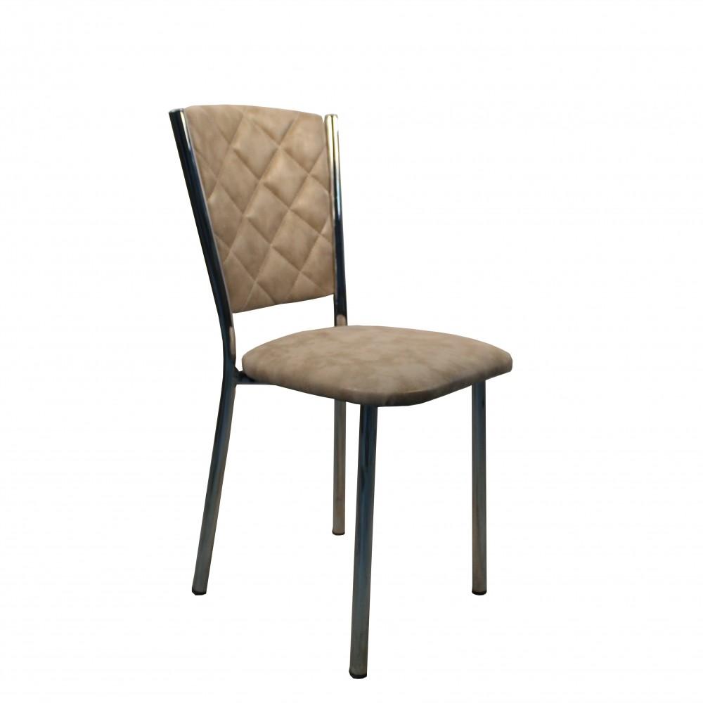 Set masa extensibila 110 x 70 Kudum cu 4 scaune Efes Sarp crem