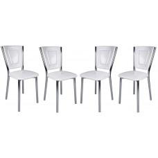 Set 4 scaune Efes Matrix