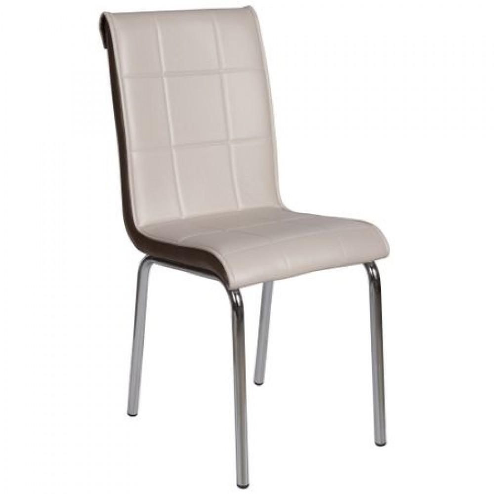Set masa extensibila Samba cu 4 scaune capucino