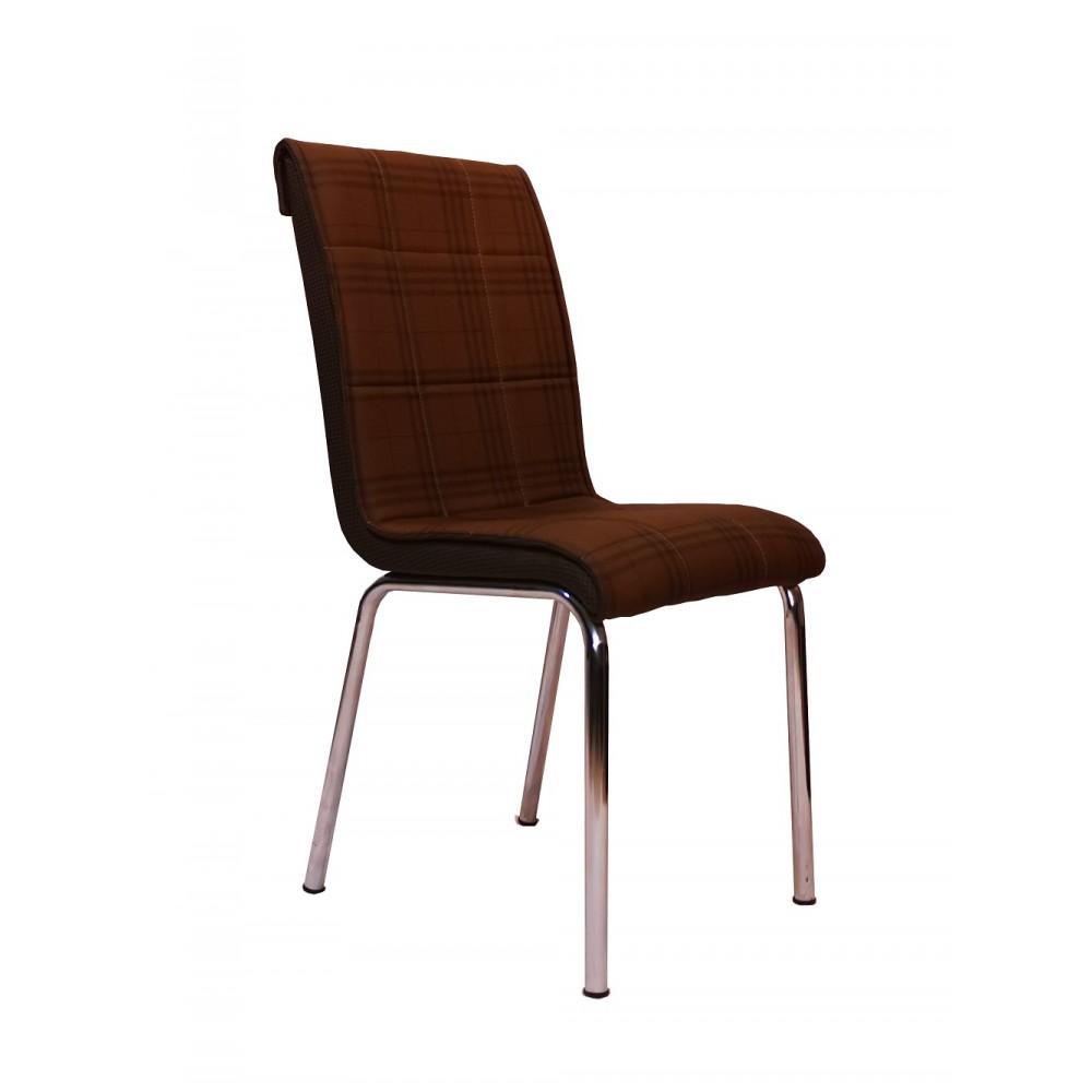 Set 4 scaune Pedli Ekose  maro